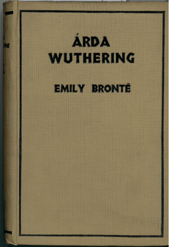 Wuthering Heights Irish 875.k.58