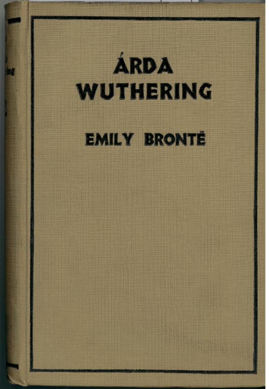 Wuthering Heights Irish 875.k.58
