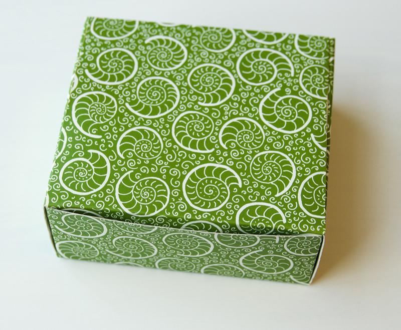 Custom Ammonite Gift Boxes