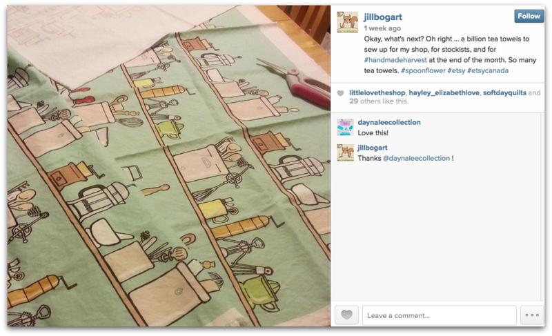 Jill Bogart Instagram Image