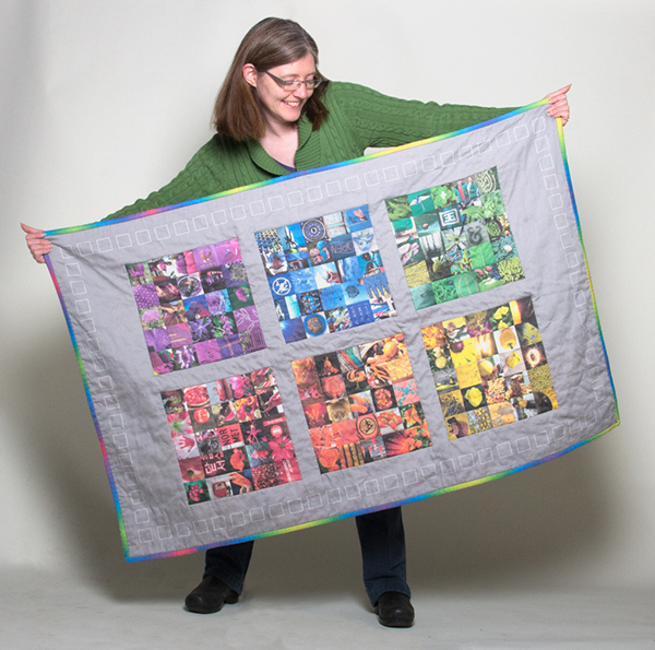 Cheater Quilt Design-a-long