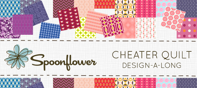 Cheater Quilt Design-a-long