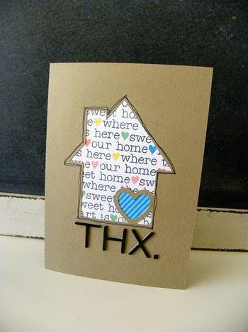 Thxcard