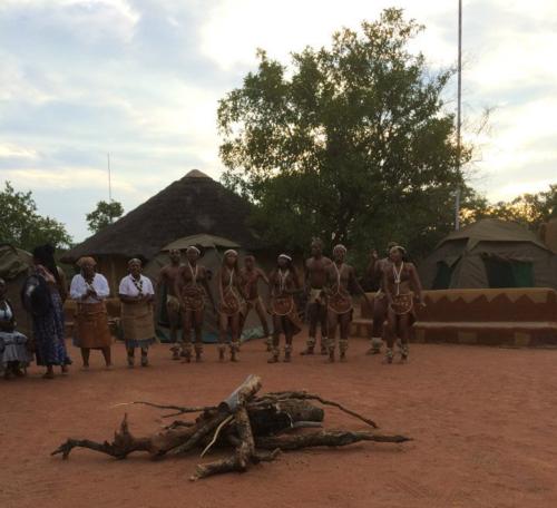 Bahurutse dance