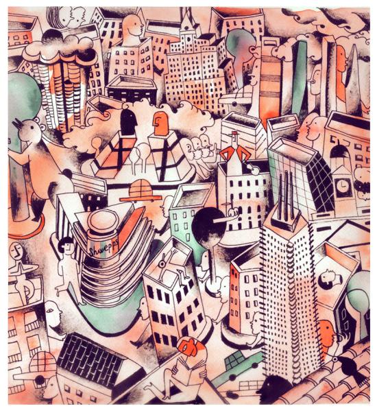 Madrid_Ilustración_Roberto_Maján