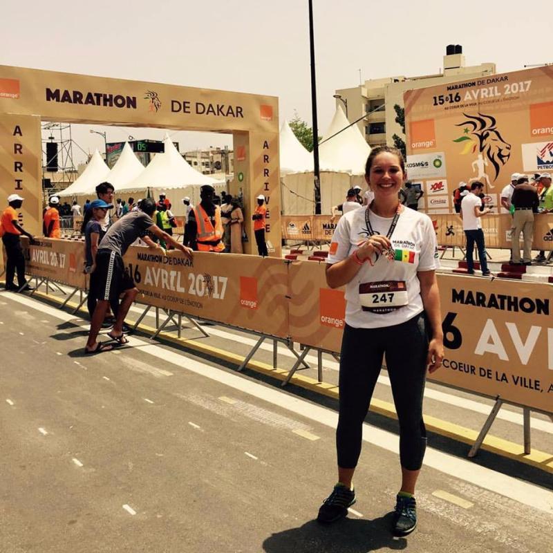 Spring 2017: Marathon of Dakar