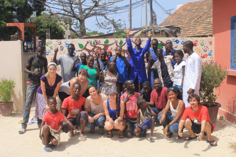 Internship and Community Engagement, Fall 14