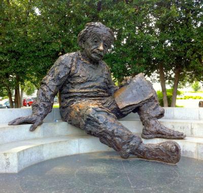 Einstein Memorial DC