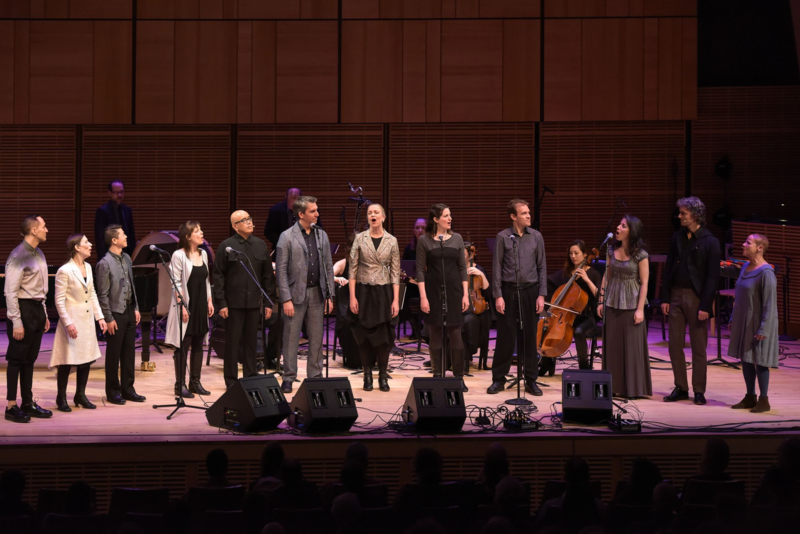 Meredith Monk at Zankel Hall