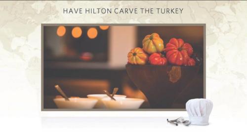 Hilton Daytona Thanksgiving Day Buffet