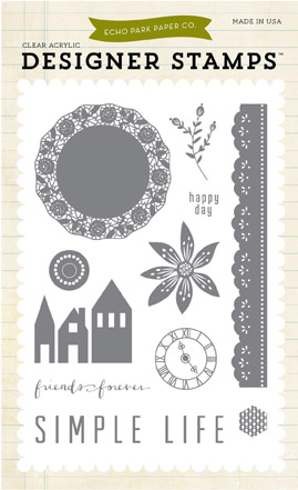 EPStamp5_ Simple Life Stamp Set