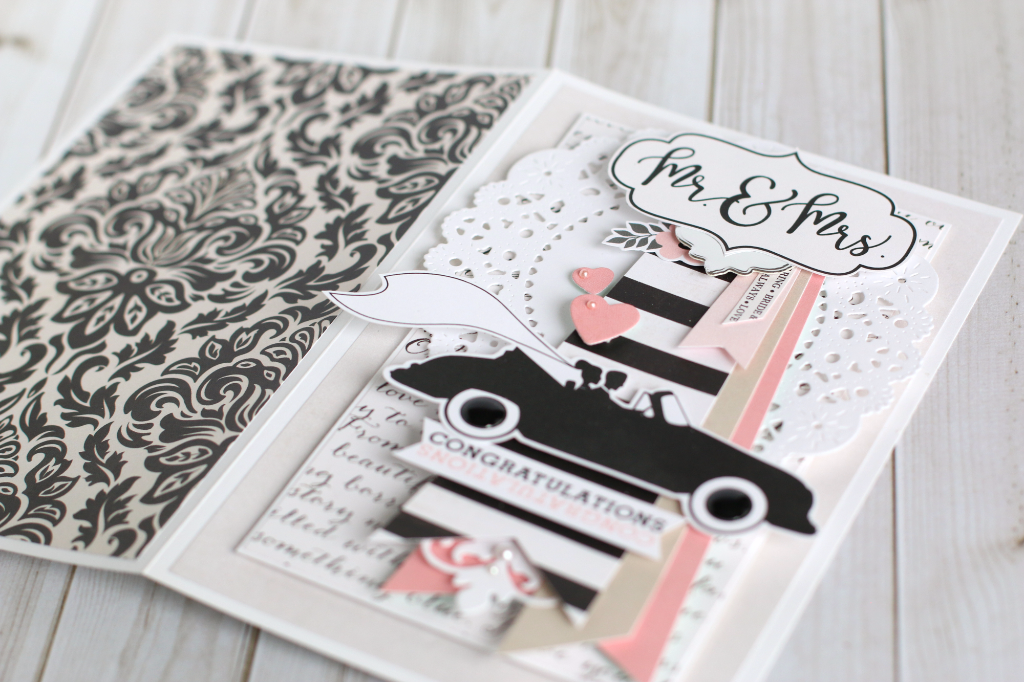 Wedding Bliss Cha Projects Echo Park Paper