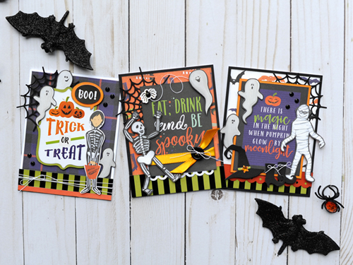 Hocus Pocus cards by Jana Eubank for #EchoParkPaper