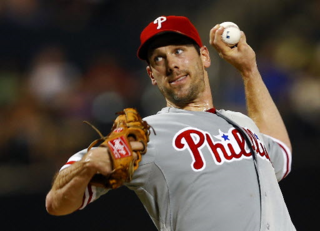 Cliff Lee Photo by Rich Schultz Getty Images