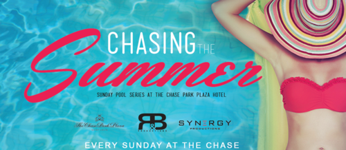 The Chase Park Plaza Pool Series