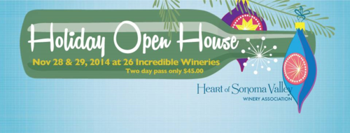 Heart of Sonoma Holiday Open House