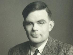 RoyalSocietyAlan Turing