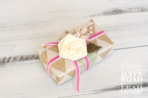 Leah farquharson maya road gift wrap