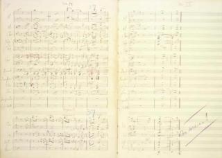 Elgar Manuscript