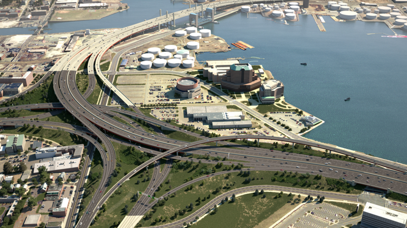 I-95 New Haven Harbor Crossing Corridor Improvement Program