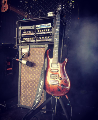 Walk Off The Earth touring rig.