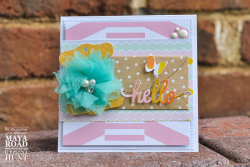 Hello Card by Design Team Member Katrina Hunt