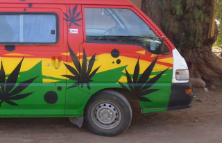 Weed-car