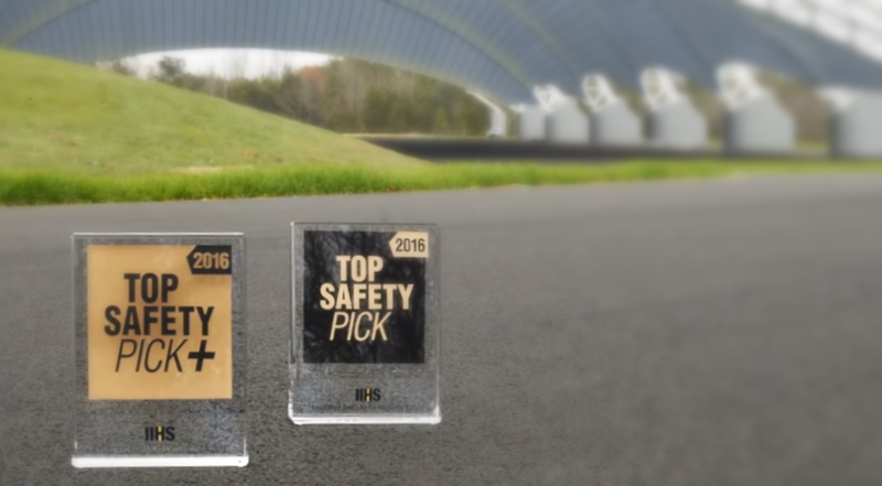 Earning a Top Safety Pick award will be tougher than ever for automakers.