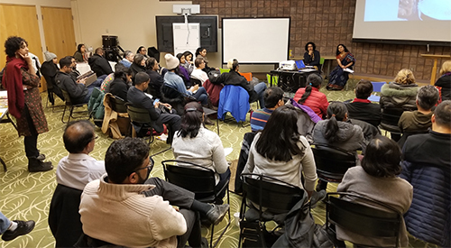Tamil Heritage Month book discussion program