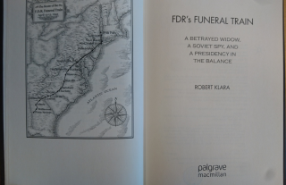 FDR Funeral Train