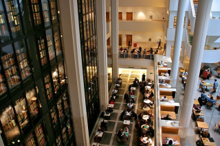 Kings Library