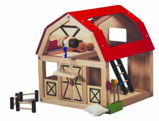 : PlanToys Barn