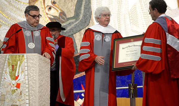 Francis C. Oakley Convocation