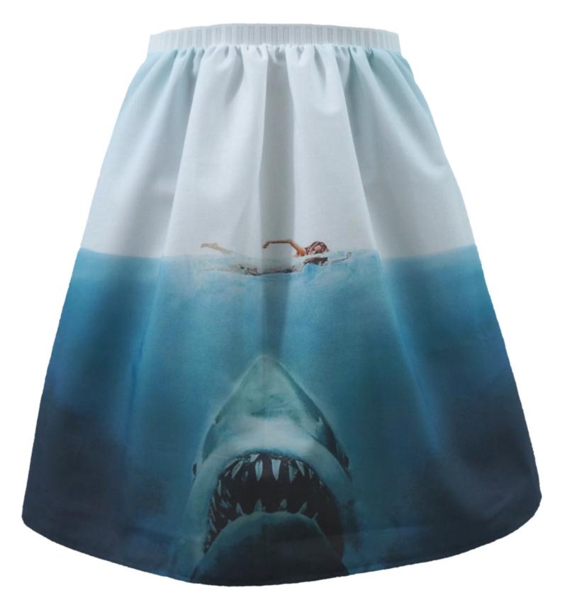 shark skirt