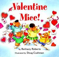 Book Cover: Valentine Mice!