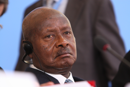 Museveni - Foreign and Commonwealth Office