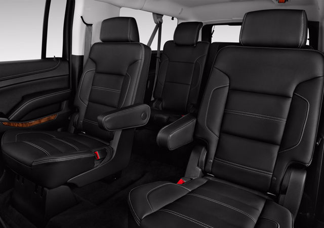 2016 GMC Yukon second and third row seating - Smail GMC Blog