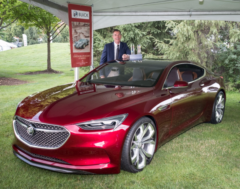 Buick Avista: Concept Car of the Year and Most Significant Concept of 2016